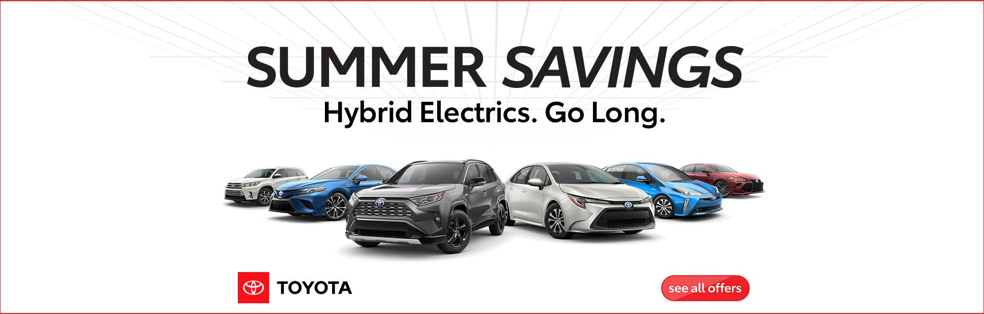 2019 June LA Summer Savings Hybrids
