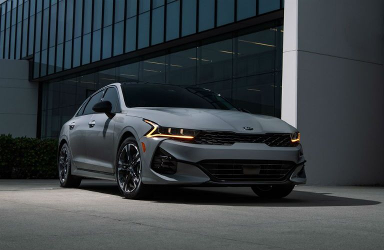 2021 Kia K5 vs 2021 Honda Accord