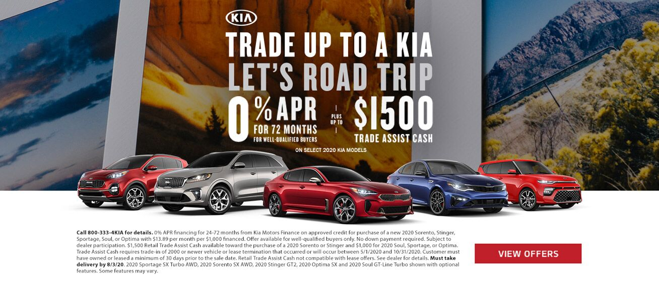 Kia Lets Road Trip