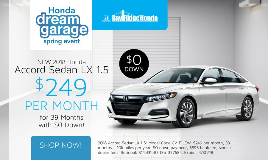 Image Result For Honda Accord Lease Brooklyn