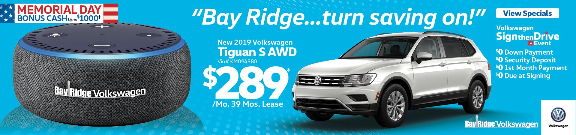 May Tiguan S Slide