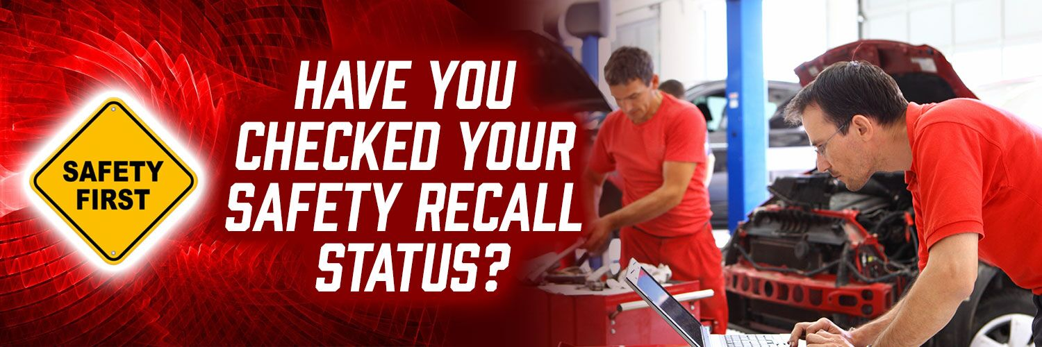 Check For Recalls