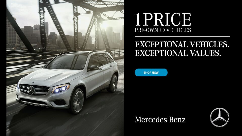 1 Price Pre-Owned Vehicles
