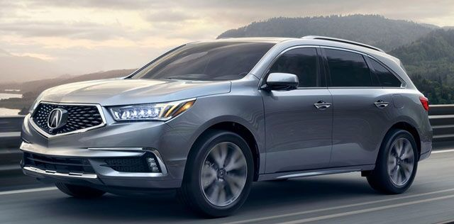 Acura MDX Specs Features Review Auburn MA - Acura mdx prices