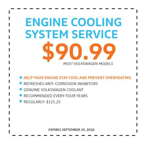 Engine Cooling Service...
