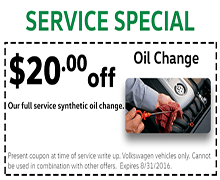 Save $20 on Full Service...