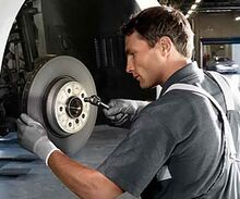 10% Off Brake Replacement - BMW