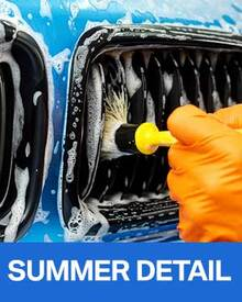 $139.95 Summer Detail Special - BMW