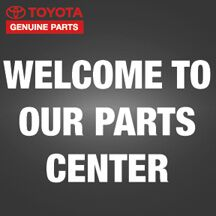 15% OFF ANY ITEMS IN OUR PARTS CENTER DISPLAY AREA