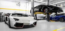 15% OFF LAMBORGHINI ONE AND TWO YEAR SERVICE