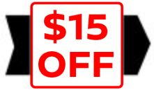 $15 OFF Synthetic Oil Change