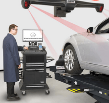 Save $40 On A 4-Wheel Alignment