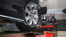 $99.95 4-Wheel Alignment Special