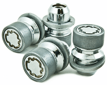 $59.50 Nissan Wheel Lock Set