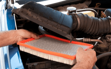 Cabin & Engine Air Filter Replacement Special: $99.95