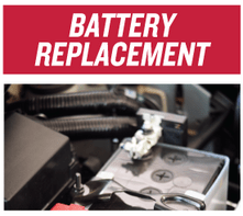 BATTERY REPLACEMENT 15% OFF