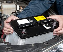 Battery Replacement & Installation - Express Service