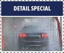 Memorial Day Detail Special