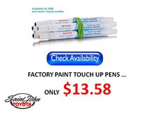 Factory Touch Up Pens