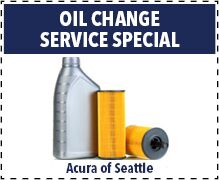Midweek Oil Change Special