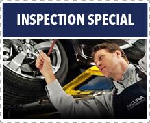 Memorial Day Inspection Special