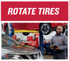 ROTATE TIRES $19.95