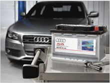Save 15% on Audi Genuine Batteries