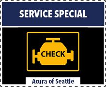 Check Engine Service Special