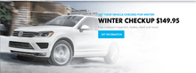 Winter Checkup $149.95