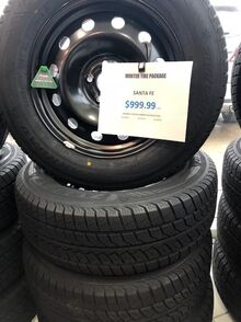 Winter Tire Package - Santa Fe