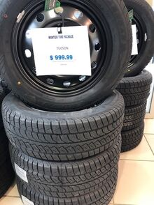 Winter Tire Package - Tuscon