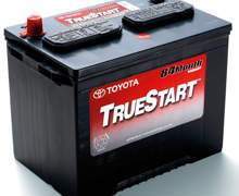 Complimentary Battery & Alignment Inspections