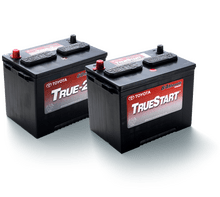 Toyota TrueStart Battery $137.99 INSTALLED