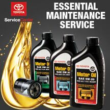 10% OFF ESSENTIAL MAINTENANCE