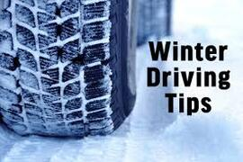 10 TIPS FOR WINTER DRIVING