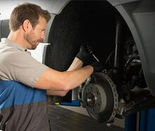 $150 off any Sprinter A/B or Brake Service