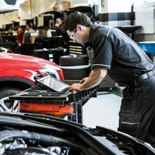 $25 OFF Express Mercedes-Benz Service A