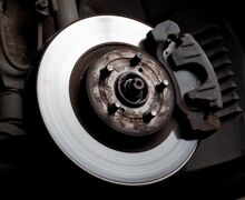2 Wheel Brake Service w/Rotor Resurface or Rotor Replacement