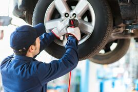 4-Wheel Alignment Only $79.95