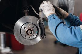 $239 Front or Rear Brake Pads Replacement