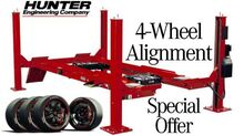 4-Wheel Computerized Alignment Special