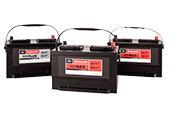 $40 MAIL REBATE ON SELECT MOTORCRAFT BATTERIES