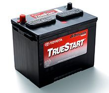 Genuine Toyota TrueStart Battery