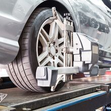 All-Wheel Alignment $79.95