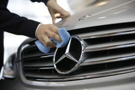 $75 OFF Express Mercedes-Benz Service B