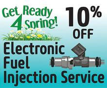 Electronic Fuel Injection Service