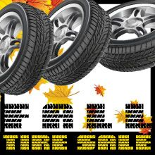Fall Tire Sale