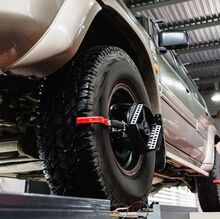 Four Wheel Annual Alignment Special