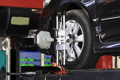 Two Wheel Alignment