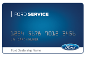 GET A $25 REBATE BY MAIL WHEN YOU USE YOUR FORD SERVICE